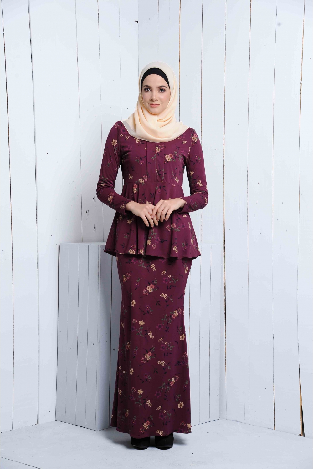 LOVE SERIES KEBAYA PEPLUM